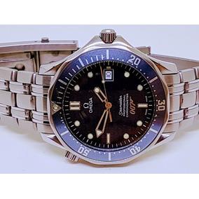 43b0799bc44 Relogio Omega 007 James Bond - Relógios no Mercado Livre Brasil