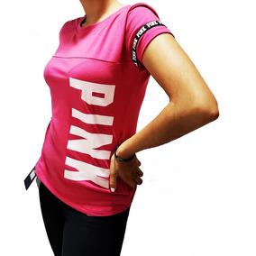 Playera Juvenil Mujer Pink