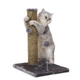 Rascador Para Gatos Cat Craft Con Jugete De Resorte.