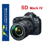 Canon 5d Mark Iv + Lente 24-105mm F/4l Ii Incluye Iva