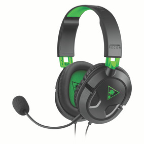 Audífono Gamer Modelo Recon 50x Xbox Rfb Turtle Beach