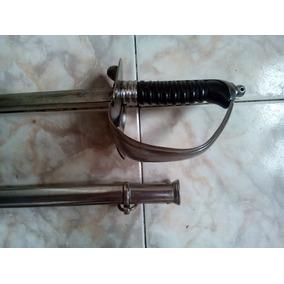 Espada De Oficial Do Exército Brasileiro Em Bom Estado