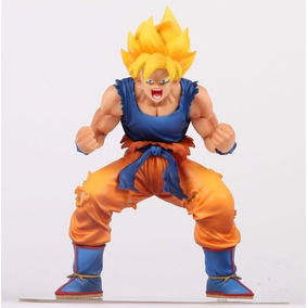 Dragon Ball Z Action Figure Goku Super Sayajin
