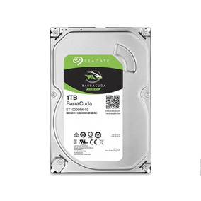 Hd Sata 1tb Pc Seagate 1tera Barracuda 7200rpm 3.5