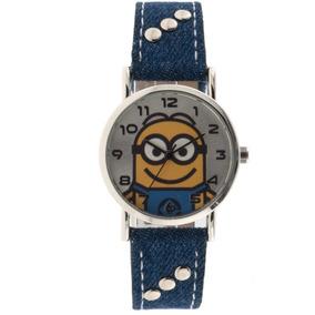 Reloj Minions Analogo Original Adolescente Joven O Adulto