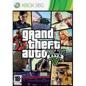 Gta V Para Xbox 360 Xbox 360 Juegos Accion Y Aventura En Mercado