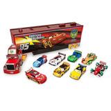 Cars Mack Carnival Con 8 Cars Luces Sonido