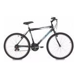 Bicicleta Mormaii Aro 26 Xs26 Eden 18v - Preta