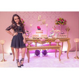 Festa De 15 Anos Larissa Manoela - Super Promoção P  Locação 4d5cf5ec92