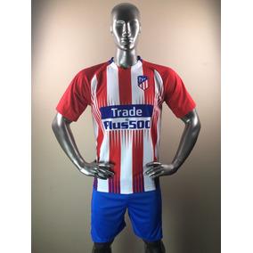 1a1fba0fb5 Atletico Madrid Uniforme Futbol Jersey Playera Personalizada.   285