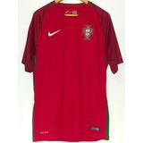 Camiseta Portugal Temporada 2016/2017 - Nike Original