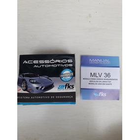 Modulo Levantador De Vidro Fks Mlv 36 Linha Fiat 2008...