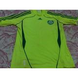 Camisa adidas - S.e. Palmeiras Temporada 2008 3° Unif.