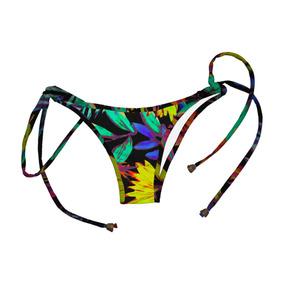 Kit Biquini Roupas Femininas Floral Praia Bolsa Verão Trip