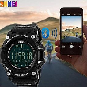 Reloj Smart Watch Skmei 1227 Resiste Agua + Estuche De Lujo