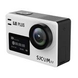 Câmera De Ação Sjcam Sj8 Plus 12mp Ultra Hd 12x S/juros