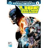 Cómic, Dc, Liga De La Justicia De América #1 Ovni Press