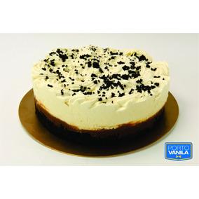 Torta Óreo Porto Vanila De 10 A 12 Porciones (4286)