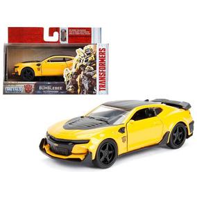 Transformers Bumblebee 2016 Chevy Camaro Coleccionable Jada
