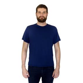 ed3d067a3 Camiseta Dry Fit 100% Poliamida Malha Fria Corrida Masculina