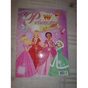 Álbum De Figurinhas Princesas Dos Signos Completo