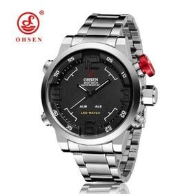 e5e32e56a16 Relogio Ohsen Diganolog Men - Relógios De Pulso no Mercado Livre Brasil