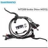Freio Hidraulico Shimano Mt200