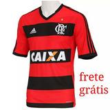 Camisa Flamengo 2014 Adidas Oficial - Camisa Flamengo Masculina no ... c20e21ddd92f6
