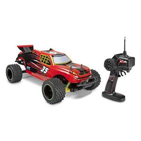 World Tech Toys Land King Electric Rc Truggy (escala 1:12)
