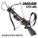 Balestra Besta Recurva 2019 Jag1 Jaguar 175 + Bandoleira P1