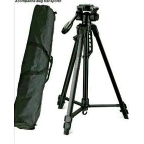 Tripe Profissional 1.80mtrs Para Câmeras Dslr Nikon Canon