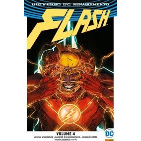 Encadernado Flash (universo Dc Renascimento) Volume 4