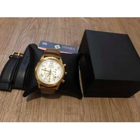 af221a59ad2 Relogio Vivara Masculino Nautica - Relógios no Mercado Livre Brasil