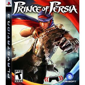 Prince Of Persia Ps3 Midia Fisica Semi-novo Original