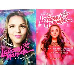 Livro Larissa Manoela Autografado - Livros Infanto-Juvenis, Usado no ... 960e88f8ac