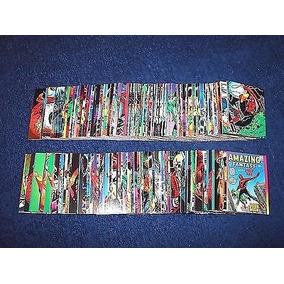Spider Man 2 - 30th Anniversary- 90 Cards Coleção Completa