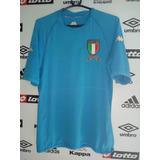 Camisa Seleção Itália Kappa Rugby Tamanho M