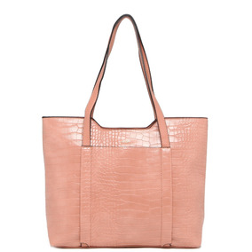 Bolsa Sacola Gash Textura Rosa