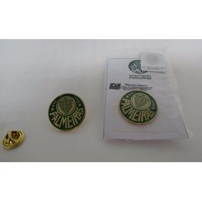 Boton Broche Pin Do Palmeiras Produto Oficial
