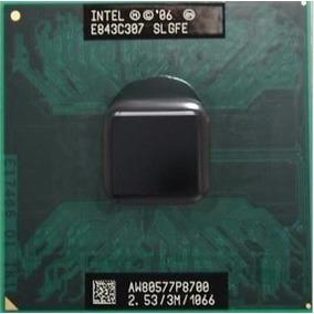 Processador Intel Core 2 Duo 2.53ghz P8700 1066mhz 3mb Slgfe