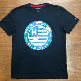 Camisa Polo Tommy Hilfiger Masculina Muito Linda E Colorida - Pólos ... d416ad16a3fe3