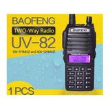 Rádio Ht Baofeng Uv82 8w 5000mah Fortaleza-ceará