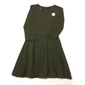435f3d9eeb1c9 Lacoste Original Vestido Verde - Vestidos de Mujer en Mercado Libre ...
