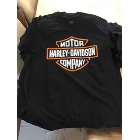 Playeras Estampado Harley Davidson (lote 50 Piezas)
