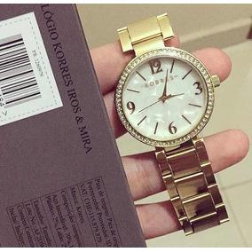 35529c5f107 Relogio Tharros Korres - Relógio Feminino no Mercado Livre Brasil