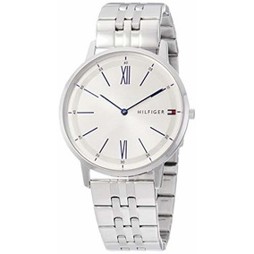 Relógio Novo Masculino Aço Inoxidável Tommy Hilfiger