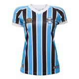 Camisa Do Gremio Feminina Oficial - Camisa Grêmio Masculina no ... 59cfe82a80073