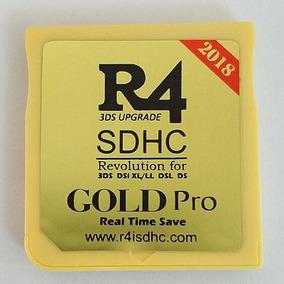 R4 Gold Pro Sem Micro Sd