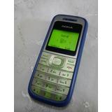 Telefone Celular Nokia Antigo Funcionando Com Carregador