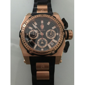 2551f58a481 Relogios Constantin Masculino Banhado A Ouro - Relógios no Mercado ...